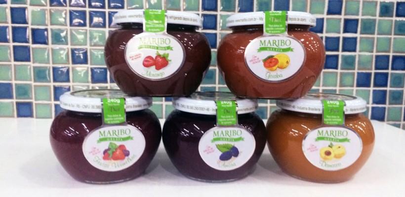Novos produtos na All Kosher: Geleias da Maribo