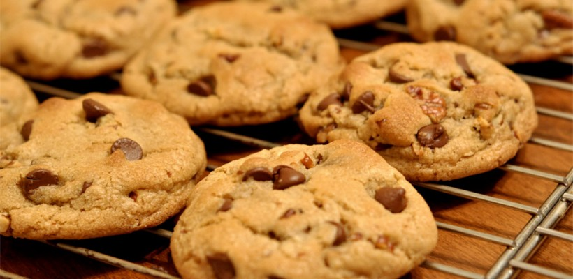 Receita da Semana: Cookies de chocolate chips