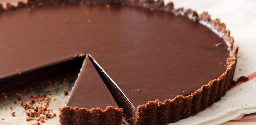 Receita da Semana: Torta de Chocolate Parve